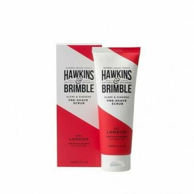 Hawkins & Brimble Pre-shave Scrub 125 ml (scub προσωπου)
