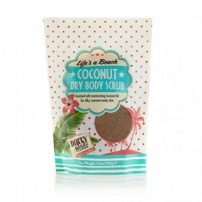 DIRTY WORKS Coconut Dry Sugar Scrub
