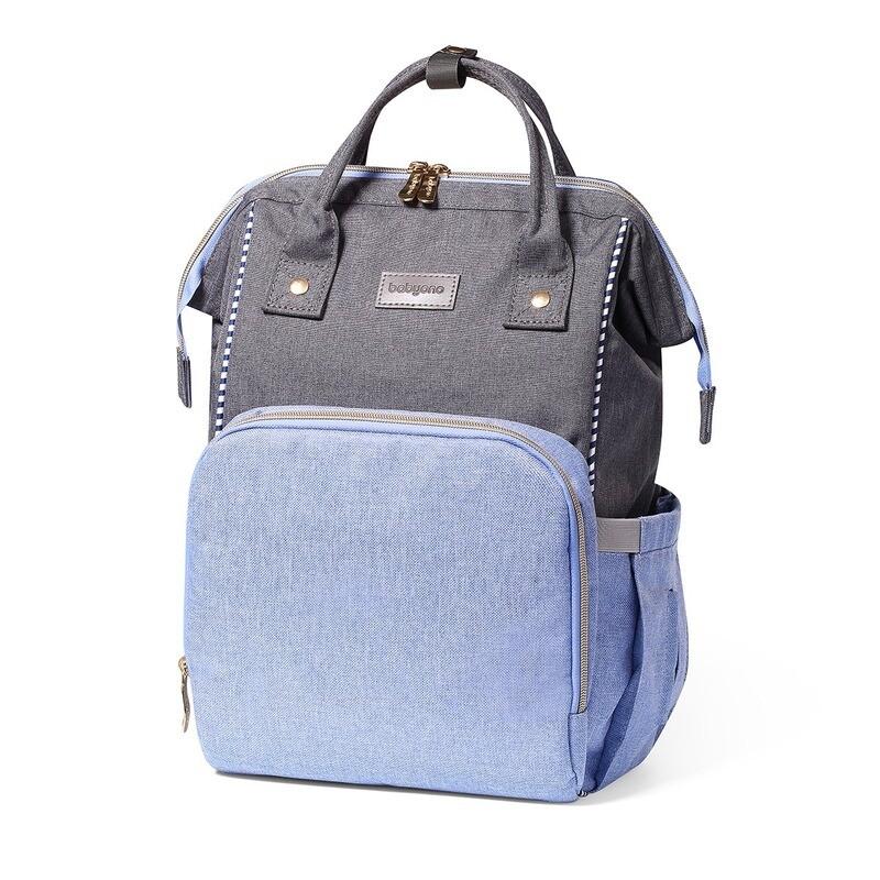 Diaper Mummy backpack OSLO STYLE blue