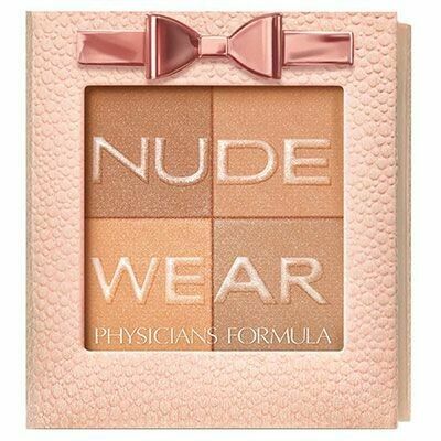Physicians Formula 17034 NUDE WEAR GLOWING NUDE BRONZER