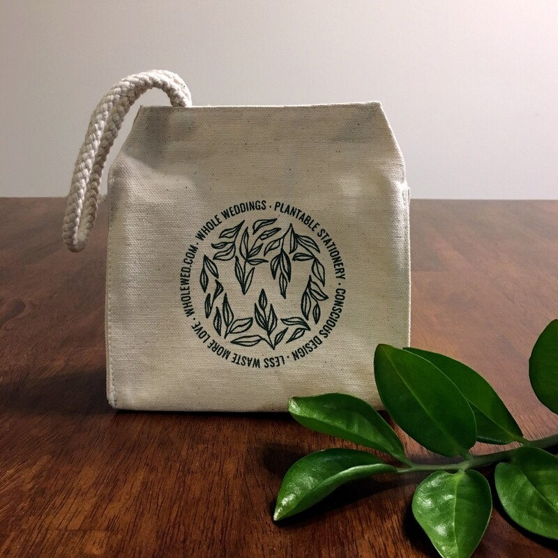 Logo Snack Bag