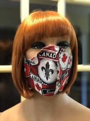 Canada DAY Face Masks