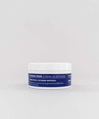 defining cream