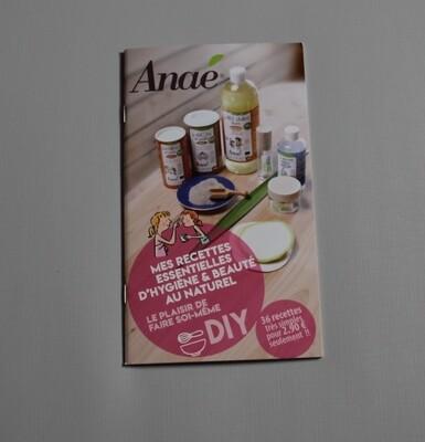 Carnet recettes cosmétiques DIY