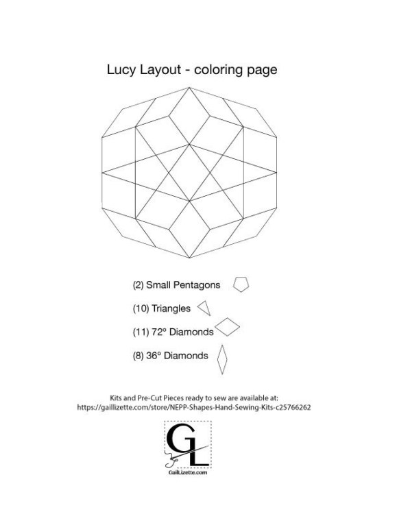 Lucy - NEPP Layout - FREE