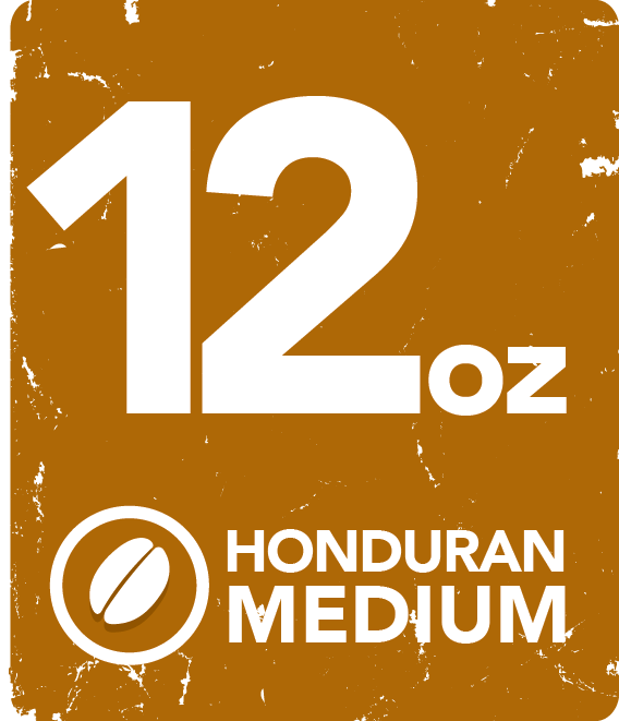 Honduran Medium - 12 oz 12214