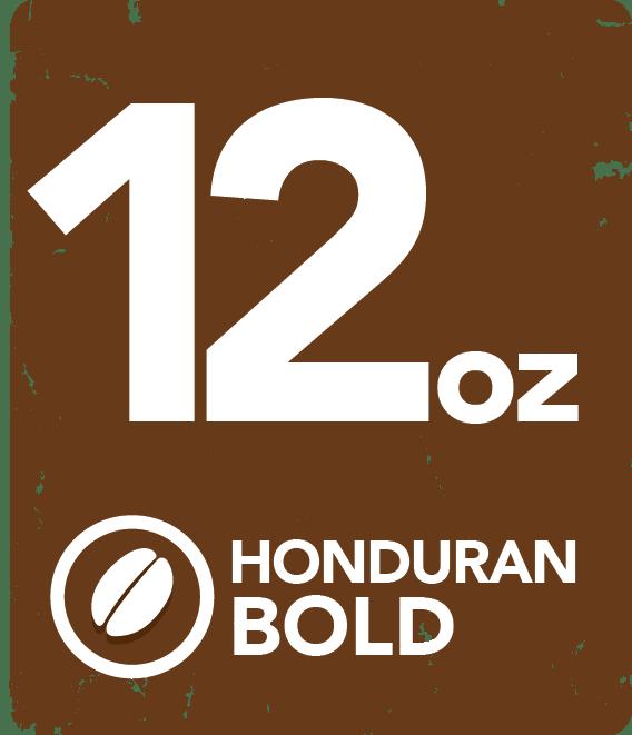 Honduran Bold - 12 oz 12114