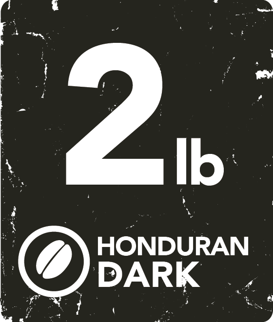 Honduran Dark - 2 Pound Bag HONDAR2