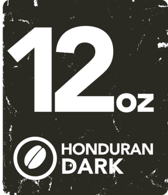 Honduran Dark - 12 oz