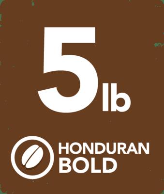 Honduran Bold - 5 Pound Bag