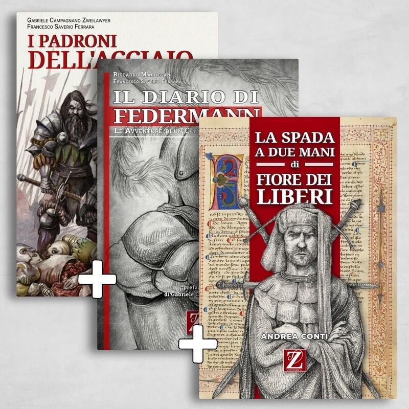 H-BOX: Padroni, Federmann, Fiore Dei Liberi
