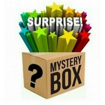 ASSORTED STAMPIN UP MYSTERY BOXES