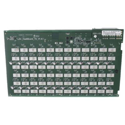 Replacement hashboard for Antminer L3+