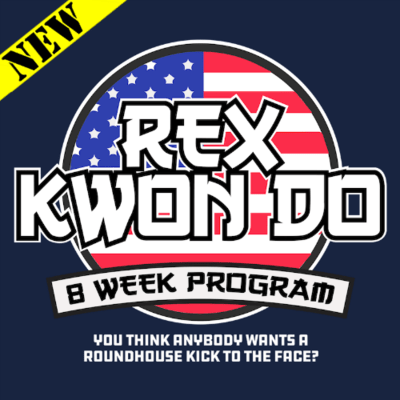 T-Shirt - Rex Kwon Do