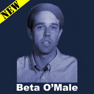 T-Shirt - Beta O'Male