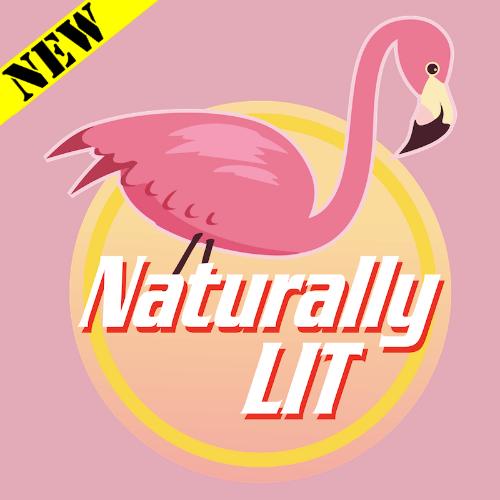 T-Shirt - Naturally Lit