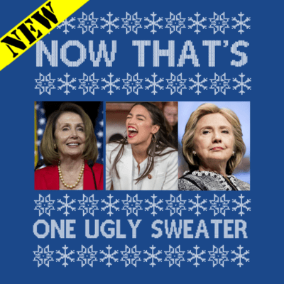 T-Shirt - One Ugly Sweater