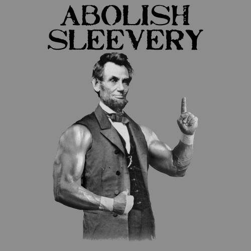 Tank Top - Abolish Sleevery