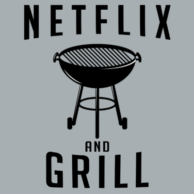 Tank Top - Netfilx and Grill
