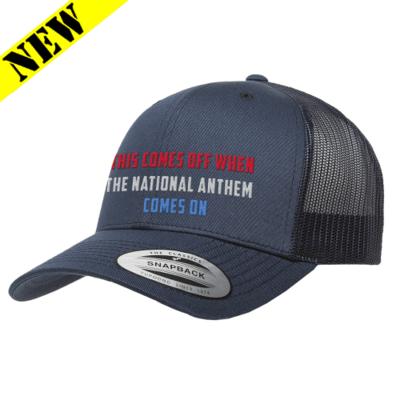Hat - National Anthem