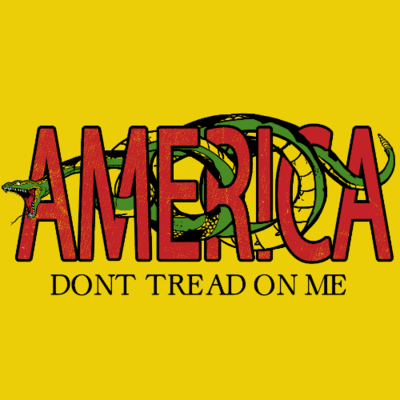 Tank Top - Dont Tread On Me