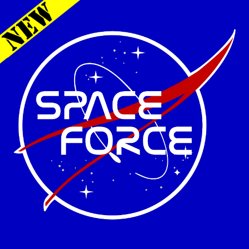 T-Shirt - Space Force