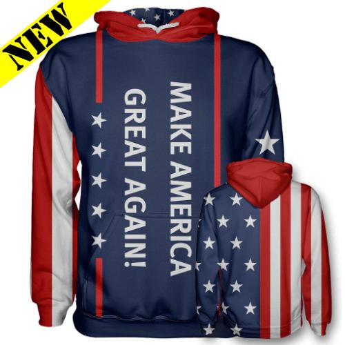 GH Hoodie - Make America Great Again
