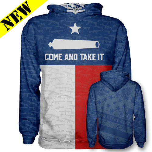 GH Hoodie - Come And Take It (Texas Edition)
