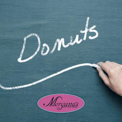 Cake Donut - Dairy Free