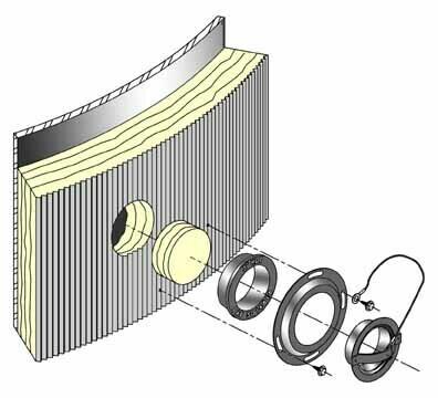 Aluminum NDT Plugs
