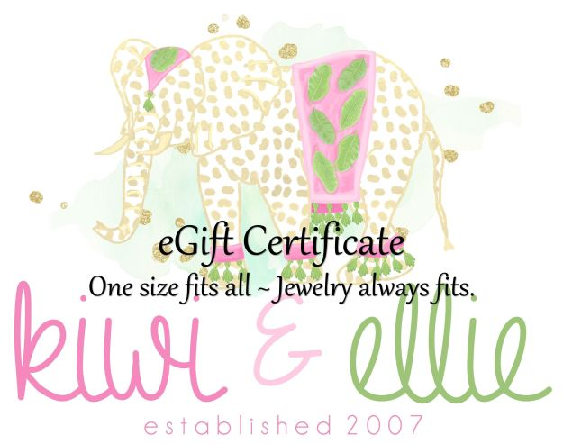 eGift Certificate - Your choice of amount KE-eGift