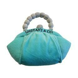 Dog Diggin Designs】Sniffany Purse Toy