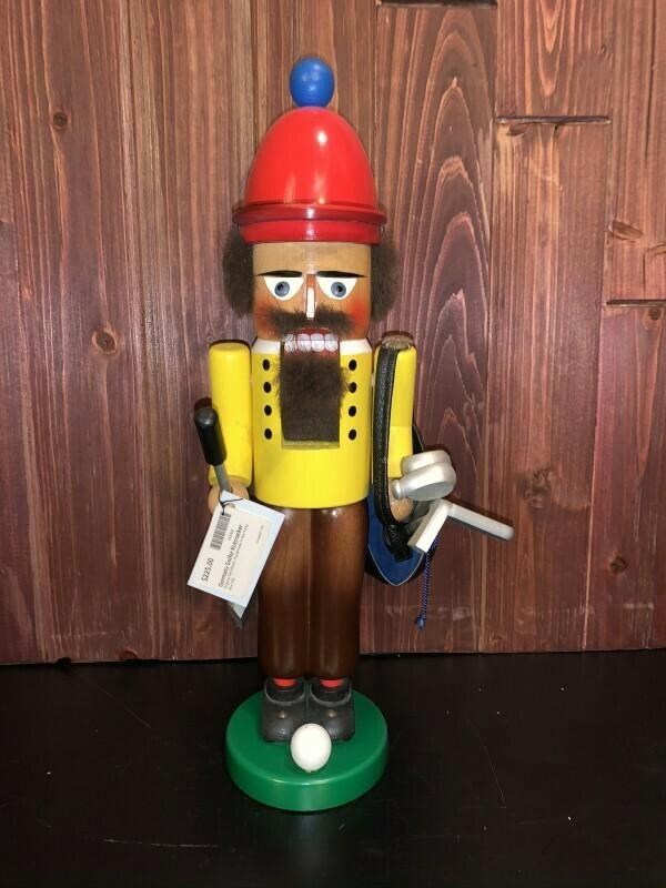 German Golfer Nutcracker