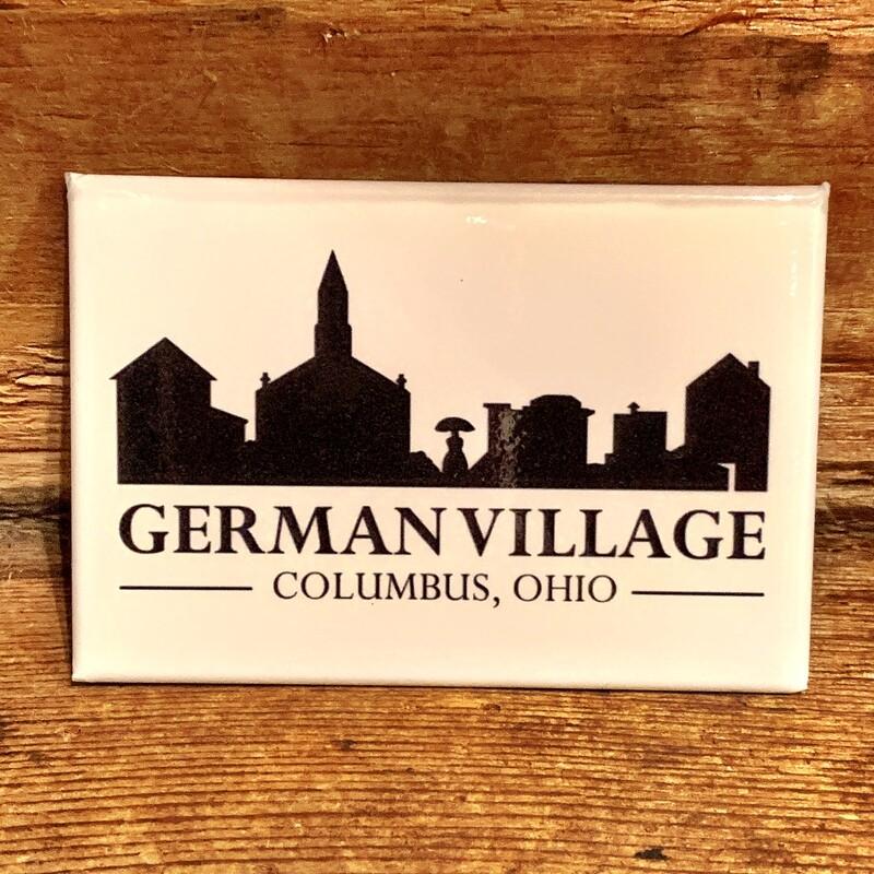 German Village Magnet