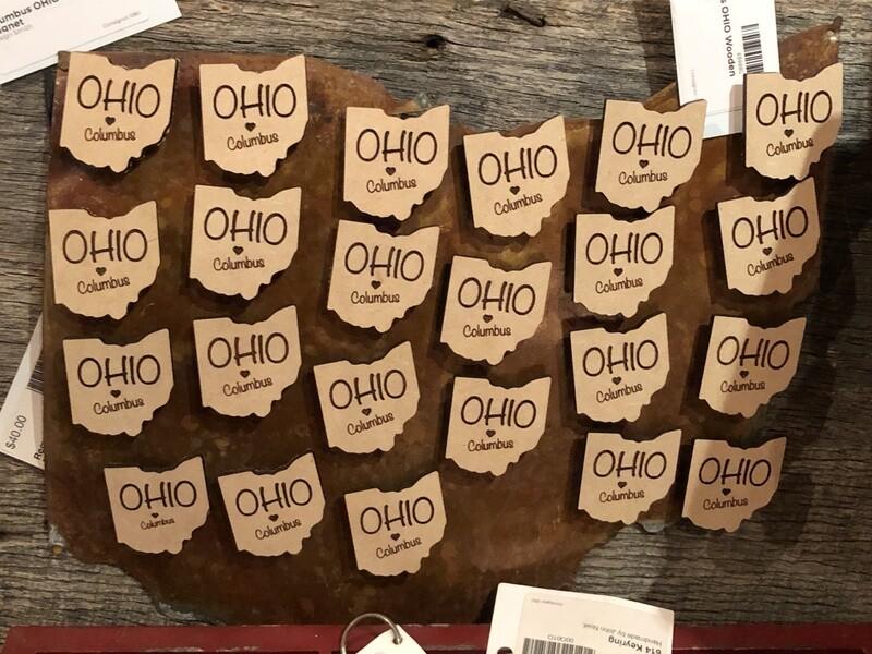 Columbus Ohio Magnet