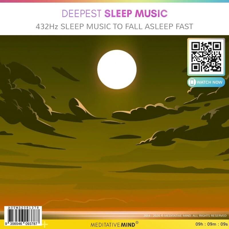 Deepest Sleep Music - 432Hz Sleep Music to Fall Asleep Fast