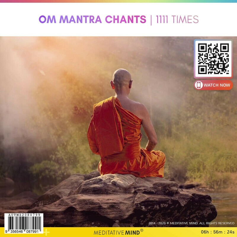 OM Mantra Chants | 1111 Times