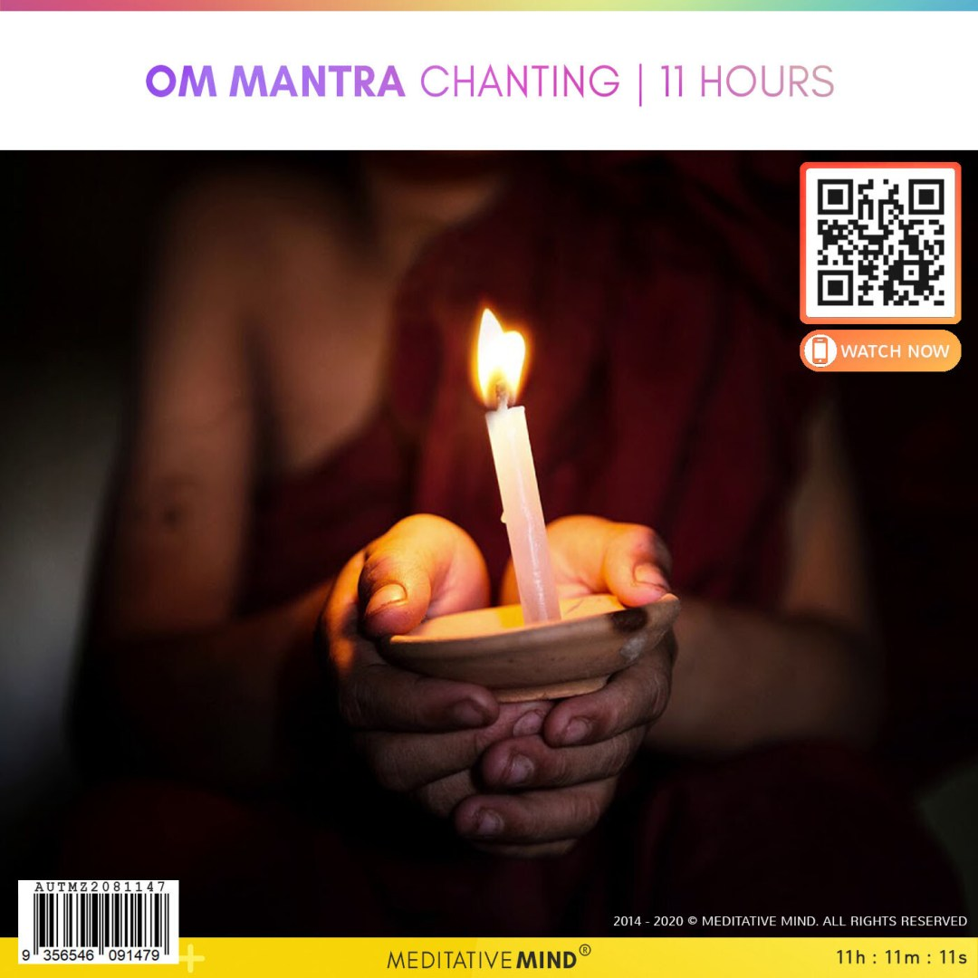 OM Mantra Chanting   11 Hours