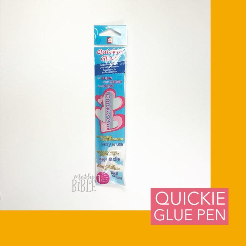 Quickie Glue Pen
