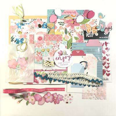 In the Garden Embellishment & Extras Kit