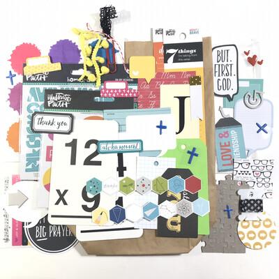 Schoolhouse Embellishment & Extras Kit