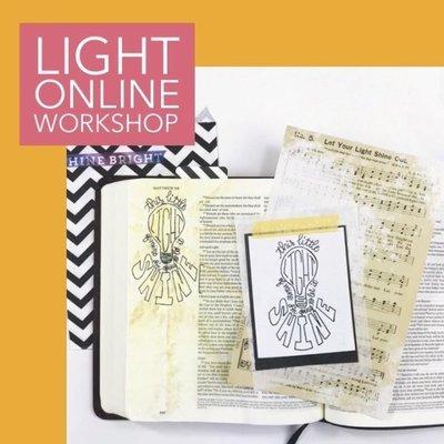 Light - Online Workshop