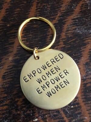 Empowered Women Empower Women Keychain