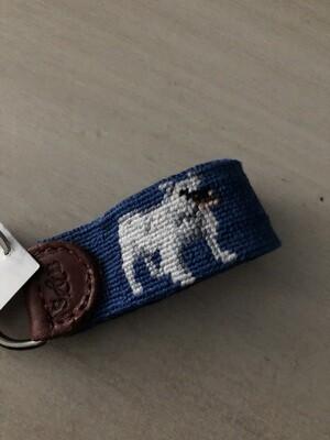 Bulldog Key Fob