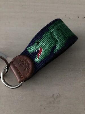 Alligator Key Fob
