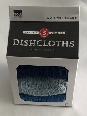 Set of Three Dish Towels