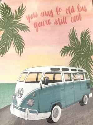 Still Cool Card