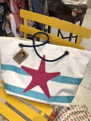Sail Cloth Beach Bag