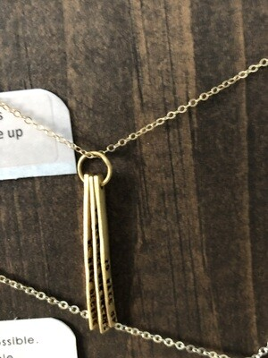 To Realize Our Dreams Necklace