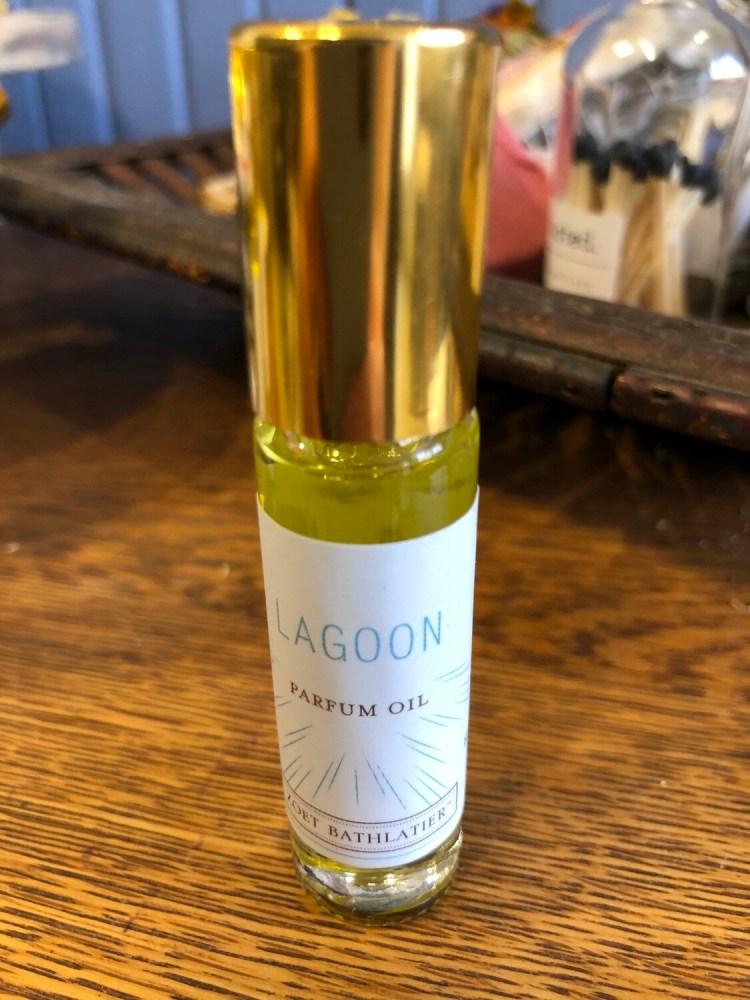 Lagoon Parfume Oil